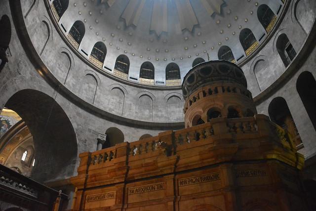 visitar el santo sepulcro