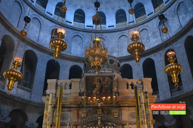 cómo visitar el santo sepulcro jerusalém