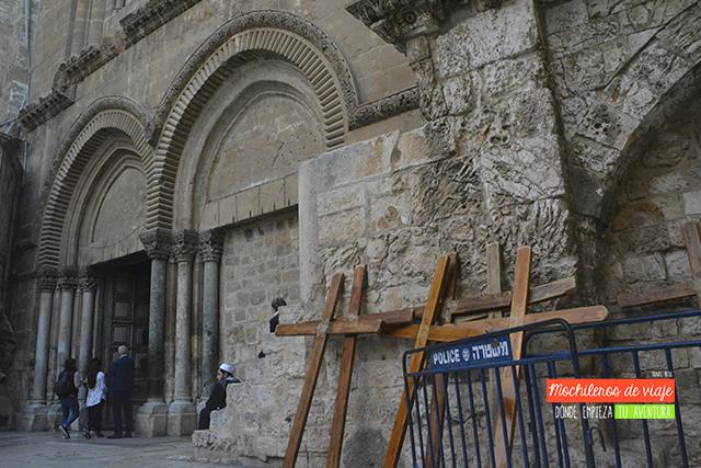 exterior santo sepulcro jerusalén