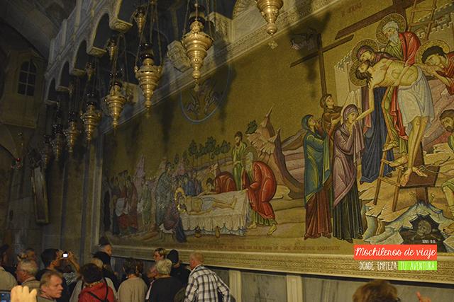 mosaico jesús