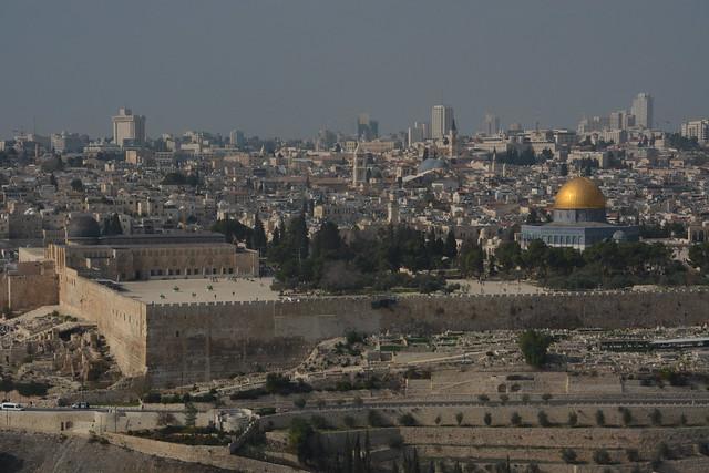 vista jerusalén