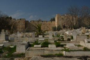 cementerio musulmán jerusalén