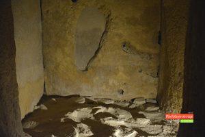 sarcófago dolmen viera
