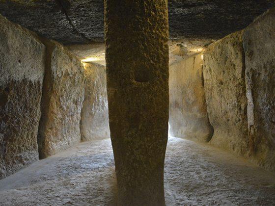 visita a los dolmenes de antequera