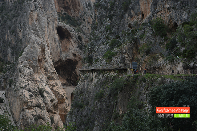 acceso túnel caminito