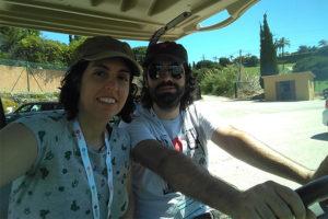 buggy golf llavaneras