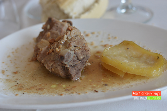 carne restaurante la garganta