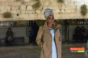 judía muro jerusalén