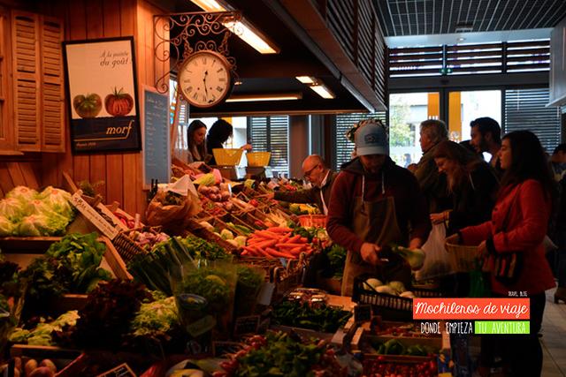 mercado halles montpellier