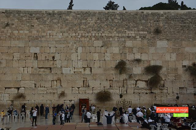 muro de las lamentaciones jerusalén