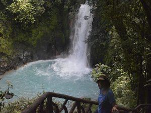 excursión a la catarata del rio celeste