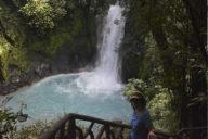 excursion a la catarata rio celeste