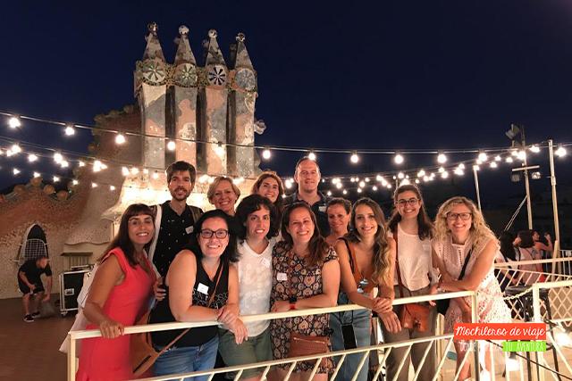 terrazas en barcelona casa batlló