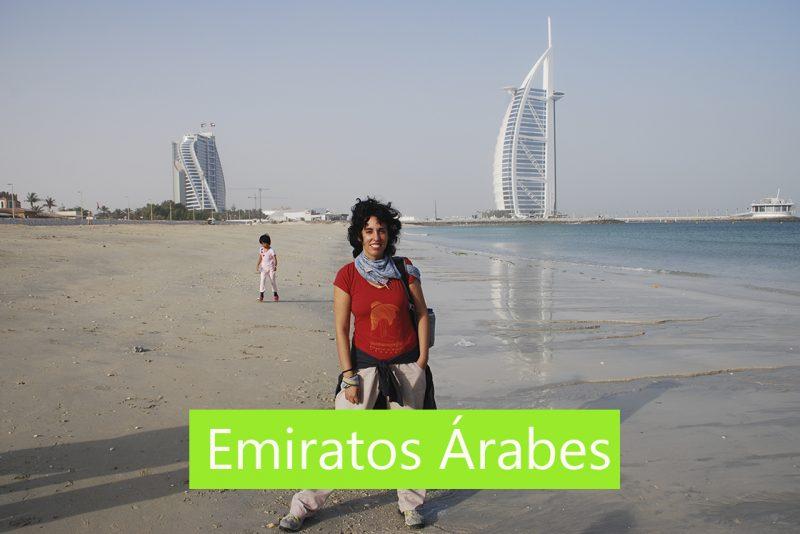 viaje a los emirates árabes