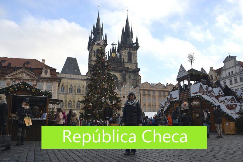 viaje a república checa