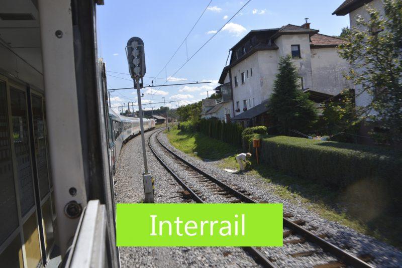 viaje en interrail