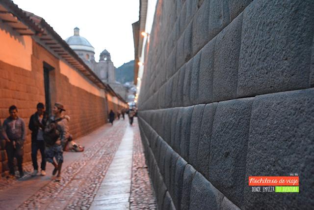 calle loreto incas que ver en cusco dos días