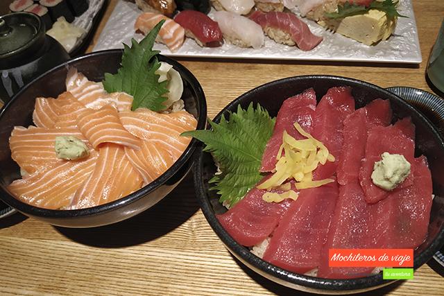 qué comer en japóm