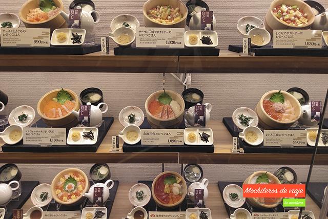 shokudo restaurantes japón
