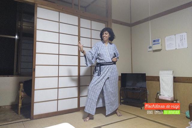 yukata japón