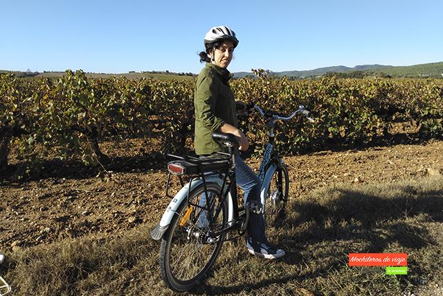bicileta penedes