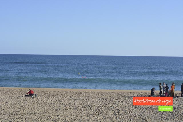 playa nova icaria poblenou