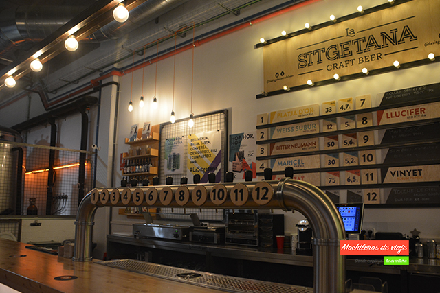 barra sitgenada craft beer