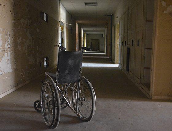 visita guiada al hospital del tórax