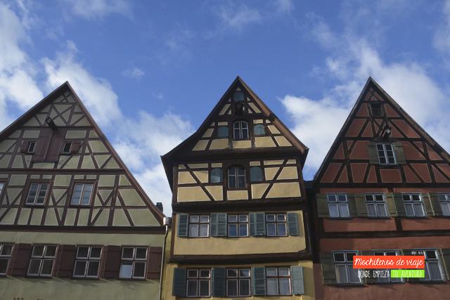 dinkelsbuhl ruta romántica por alemania en 2 días