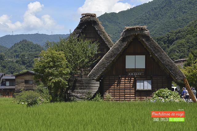 aldea de shirakawago