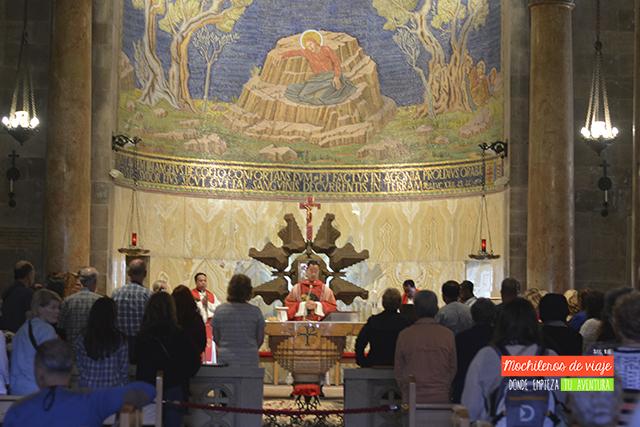 basílica de las naciones