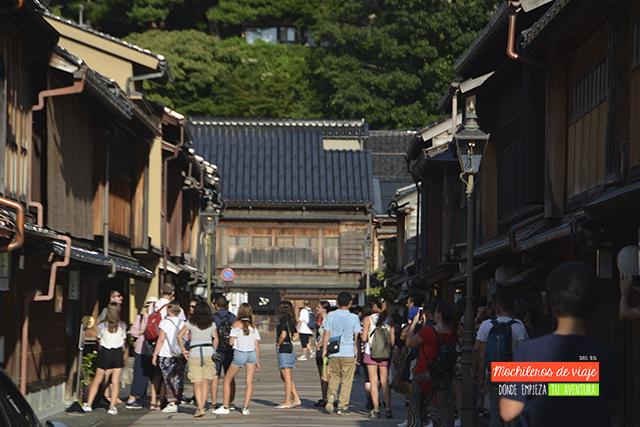 kanazawa la pequeña kioto