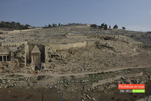 tumba zacarias jerusalen