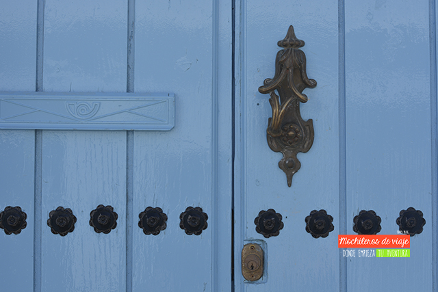 puerta frigiliana