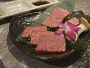 carne de kobe en Japón