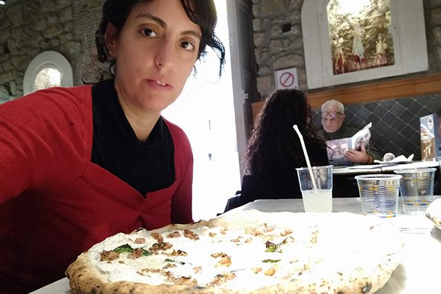 pizzas napolitana
