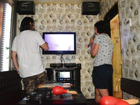 karaoke en japón
