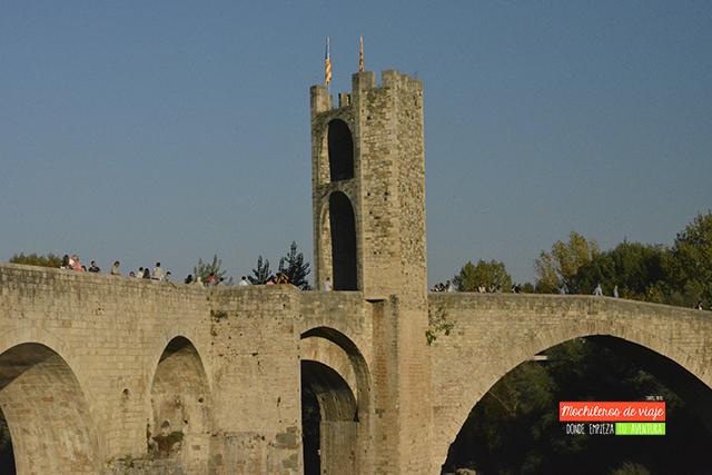 puente medieval besalú