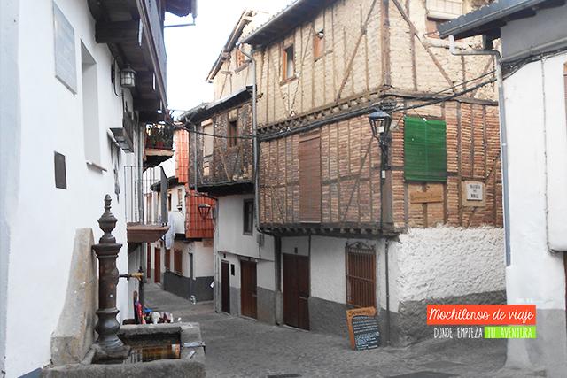 hervas arquitectura pueblos bonitos de cáceres