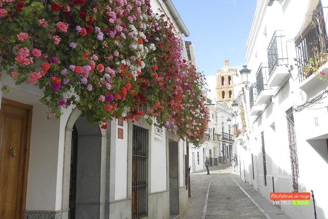 calles de zafra pueblos con encanto de badajoz