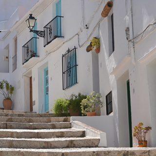 ruta en coche por Málaga