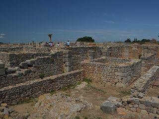 visita a las ruinas de empuries
