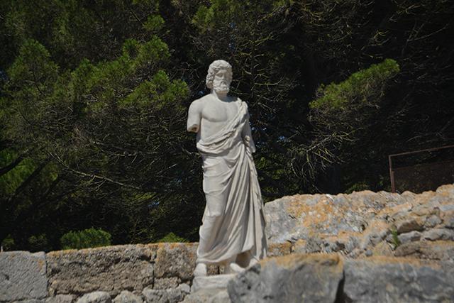 asclepi ruinas de empúries