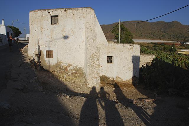 localizaciones sphaguetti western en almería