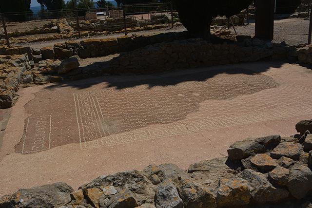 mosaico griego