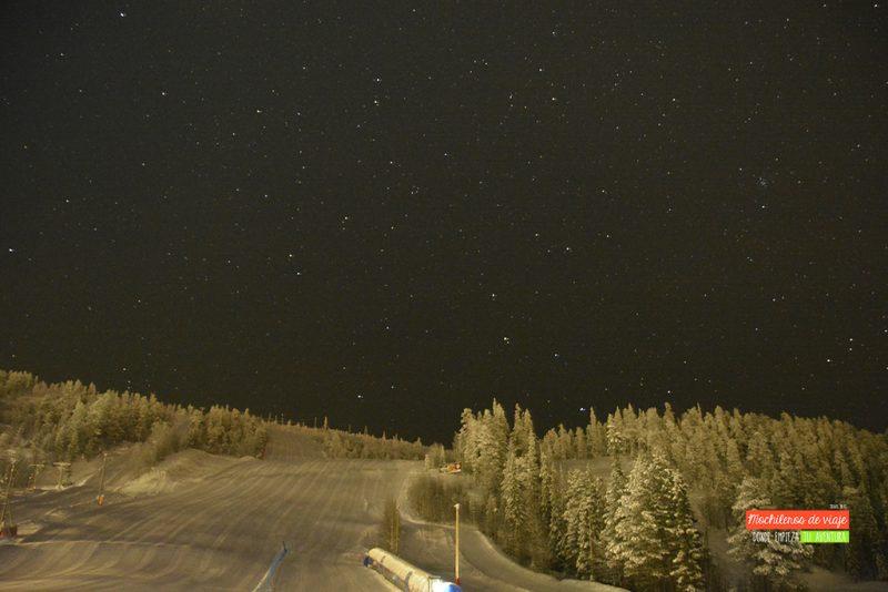 auroras boreales salla