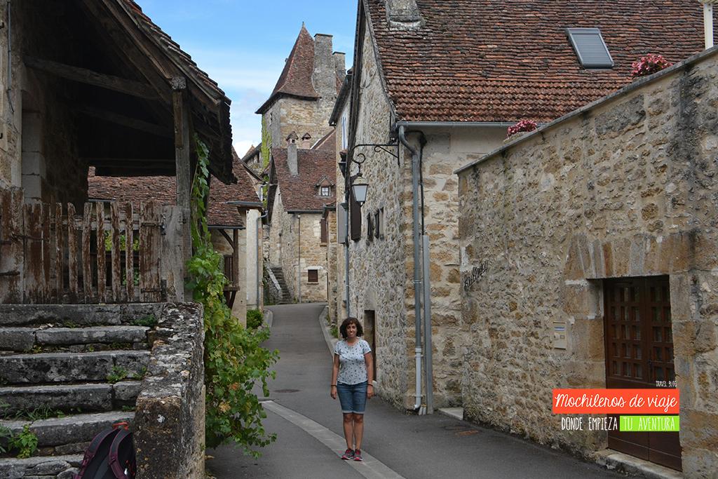 visitar carennac pueblos bonitos del sur de francia