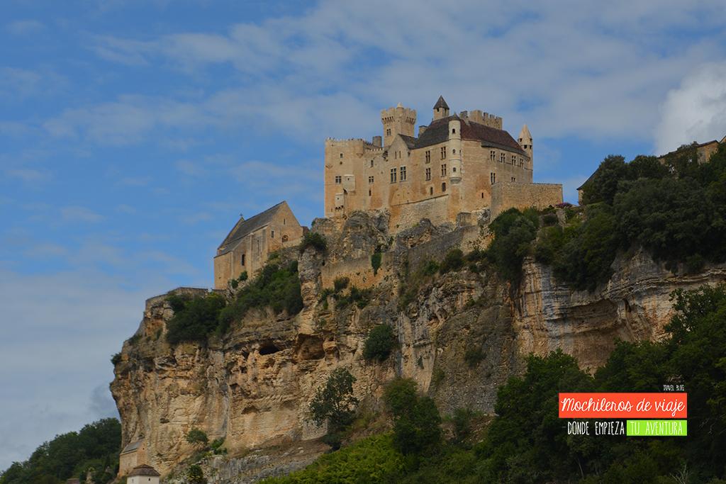 castillo de beynac francia