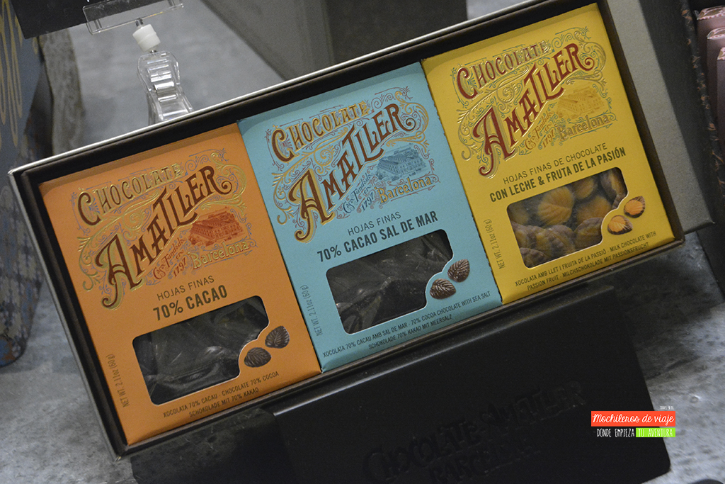 chocolates ametller