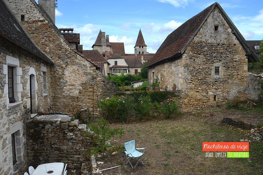 pueblos bonitos del sur de francia carennac